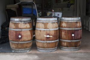Our first 3 barrels