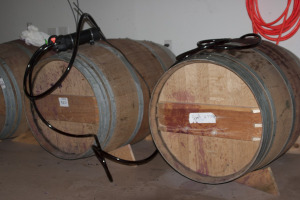 Transferring from barrel to barrel