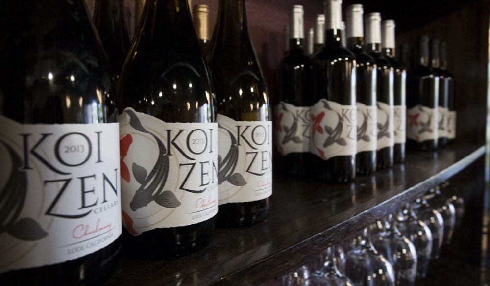 Koi Zen Cellars Tasting Room Image 5