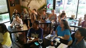 Meet up group Wine Women Wealth