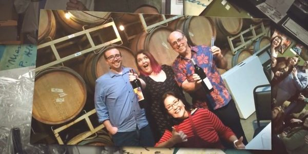 Highlights of some Koi Zen Cellars Parties