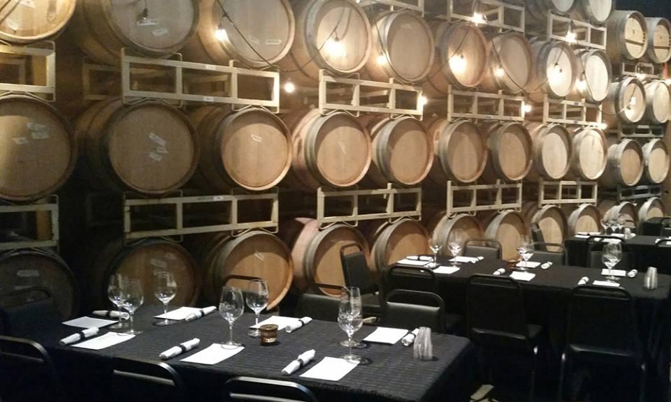 Barrel Room for Meetups